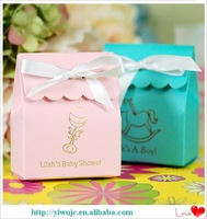 FREE SHIPPING--Wedding Candy Box/Bag, Party Decoration Box, Sweet Candy Box,Baby Shower Favor Box (JCO-399)