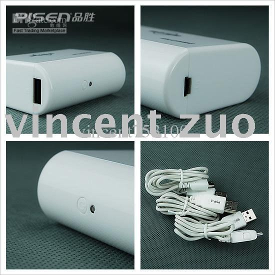 charger,PISEN 4400MA Capacity Mobile power charger,Charge anytime, anywhere NEW Mobile power(China (Mainland))
