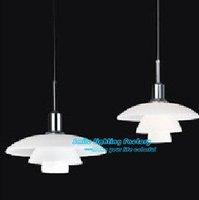 Free Shipping Hot Selling Louis Poulsen PH 4-1/2-4 Pendant Lamp By Poul Henningsen