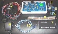 Professional AK500 key programmer