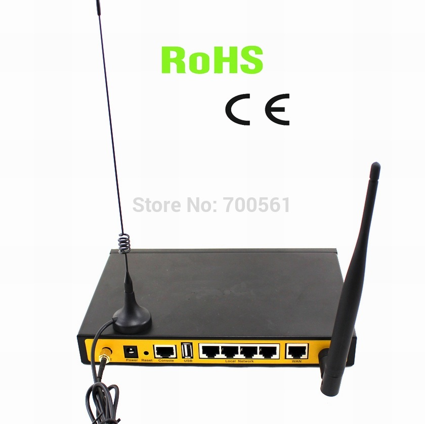 free shipping! support VPN IPSEC OPENVPN industrial wifi router EF3133 gprs GSM ROUTER(China (Mainland))