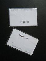 PVC blank card with overlay Acess control card