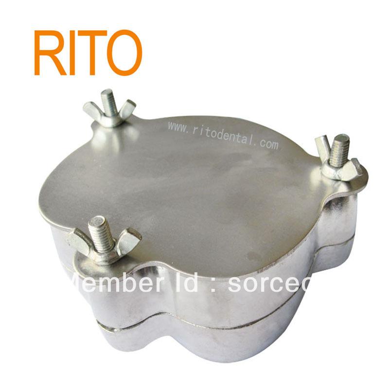 JT-012 Aluminum Denture Flask - Dental Lab Products-Lab Tools(China (Mainland))