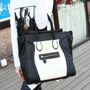 Gossip Girl Smileface Handbag Bag Shoulder Bag 5 colours Free Shipping