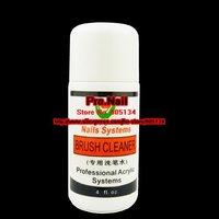 FREE SHIPPING Acrylic Nail Art Brush Pen Cleaner Cleanser 120ml 4oz K169