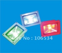 Free Shipping 10W  Led FloodLight,warm white, cool white , red,green,blue , led flood light , led floodlights,2 years warranty