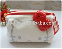 Wholesale High Fashion Hello Kitty Wallet/ Cosmetic Bags,Lady's Fashion bags / beauty bags/make up bags