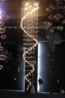 Free shipping promotional crystal chandelier lighting, crystal drops for chandeliers ODF9526/50 Dia50cm H200cm