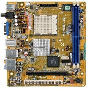 M2NC51-AR HematiteXL GL8E Motherboard mini-ITX
