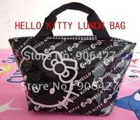 New cute lunch bag Hello kitty Handbag Girls Handbag#78