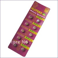 20pcs AG4 LR66 L626 SR626 SR626SW 177 1.5V Button Cell Battery For Watch Calculator Free shipping