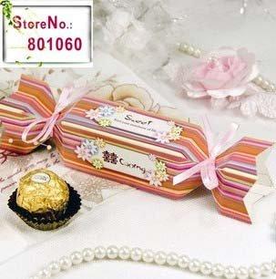 Free shipping 200pcs/lot candy box, sweet box, wedding box, paper box