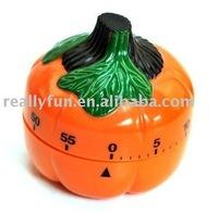 15pcs/lot, Kitchen Timer Mini Timer 60 minutes Mechanical Timer/ kettle timer:teapot/egg/pumpkin/fat chef