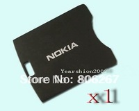 1 x BLACK Battery Back Cover Door Cover for NO KIA N95