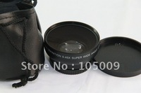 46mm 0.45X Wide Angle Macro Conversion Lens for 46 mm Panasonic HDC TM700 HS700