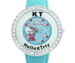 Hot item/Hello kitty watch/hello kitty product/lovely hello kitty/10ps/lot w365(high quality+Unique designl+free shipping)(China (Mainland))