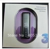 Freeshipping Ali good qulity 3G usb Moderm HUAWEI E1750+EPAD+Tablect pc