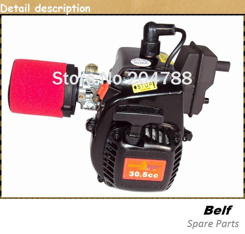 Rovan 30.5cc Engine/motor Zenoah China version,Free shipping(China (Mainland))