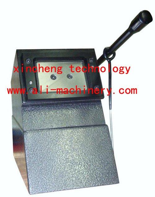 PVC card cutting machine/photo paper cutting machine/Chest Card Cutter(China (Mainland))