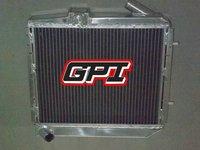 50mm Alloy radiator/Radiateur/Radiatore Renault 5 GT Turbo