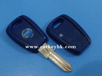 Fast delivery !Fiat 1 button remote key shell key cover car key