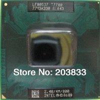 Intel Core 2 Duo Mobile T7700 QXJJ 2.4 GHz Socket P Processor