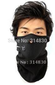 10Pcs Snowboard Ski Cycling Half Face Mask Neck Warmer Free Shipping