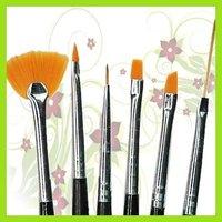 KT070 Acrylic UV Gel Nail Art Pen Brush Painting Dottin