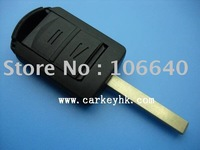 Good quality Opel Corsa 2 buttons remote key blank