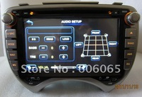 car dvd player Nissan March with Built-in GPS, bluetooth, RDS,IPOD,TV tuner,Radio,USB,SD,STEERING WHEEL CONTROL