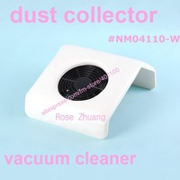Freeship-Mini Size Nail Art Dust Suction Collector Vacuum Cleaner with Hand Rest Design,comes with 2 bags[retail] SKU:E0200