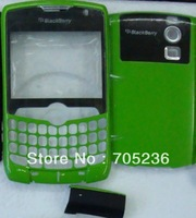 Free Shipping Faceplate & Battery Cover (Dark Pink Color) for Blackberry Curve 8330 Faceplate & Battery Cover for BB8330
