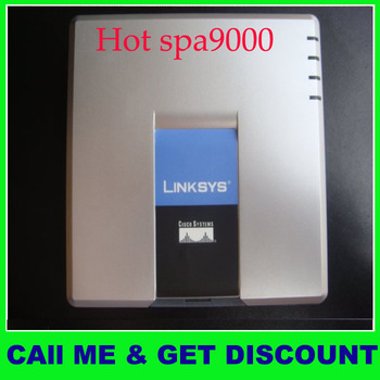 NEW Linksys  UNLOCK SPA9000 IP PBX Ver2 16 lines, DHL fast shipping, Free shipping