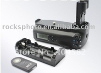 Meike LCD Timer Battery Holder Grip for Canon EOS 7D New Wholesale / Retail Free shipping
