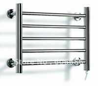 Heated towel rail , stainless steel electric towel rack HS-45 , make the towel warmer and dryer