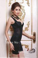 wholesale-Lady Body Shaper/Fashion Woman Shapers/Sexy Glamorous One-piece Shapewear 20pcs/lot+free shipping