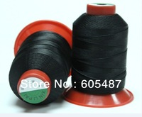 DHL Free shipping wholesale 210D/3 Polyester bonded sewing thread shoes thread 1100Y/PCS