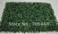 Artificial plastic boxwood grass mat 40cm*60cm