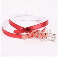 2011,fashion Europe Style PU Waist Belt