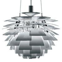 40CM aluminium Color Poul Henningsen PH Artichoke Ceiling Light Pendant Lamp+free shipping