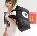 1680D Nylon Travellingbag/Women's Sports/Travel Luggage/Duffle Bag, 4 Colors  black corlor ID:88