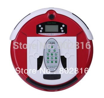 4 In 1 Newest Multifunctional Wet&Dry Automatic Intelligent Vacuum Cleaner+ Free Shipping