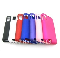 10pcs/lot Free shipping wholesale-Newest  Rubberized Hard Back Case for Motorola Atrix MB860