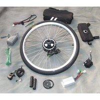 Wholesale, Free Shipping 48V 350W Ebike Conversion Kits (Front Wheel ), Mini Motor