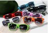 Sunflower's Store+Colorful Summer Sunglasses/Fashion Super Star Colorful Plastic Sunglasses Brand Designer Sunglasses Sport