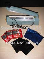Free Shipping,FS-200,Bag sealer, manual sealing machine
