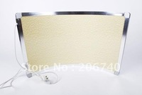 pattern carbon crystal  flexible office electric heater
