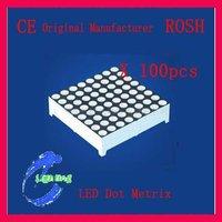 8X8dot  Red Dot Matrix led  display