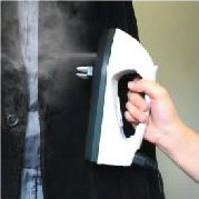 The Lightest Steamer for Vertical Steaming, FREE SHIPPING