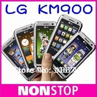Original LG KM900 Cell phone 3G Quad-Band 5MP WiFi GPS Unlock Mobile Phone